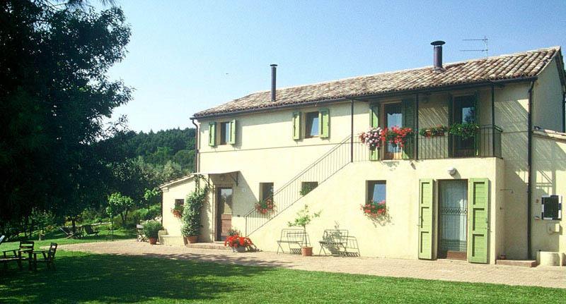 D 39 alessio pandolfi architetti ancona for Casa colonica coloniale